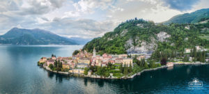 Wedding at Varenna